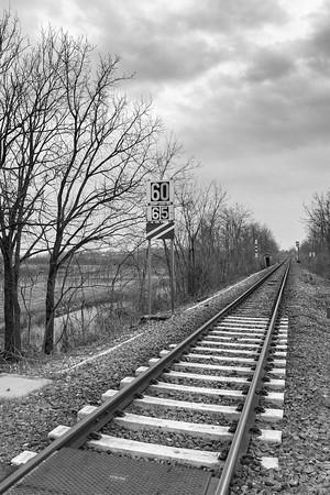 Tracks - Piadena, Cremona, Italy - March 24, 2015