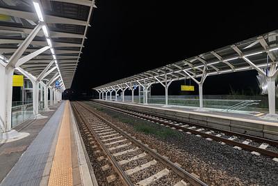Mediopadana Station - Reggio Emilia, Italy - September 26, 2019
