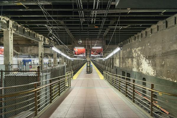 Subway - New York, NY, USA - August 18, 2015