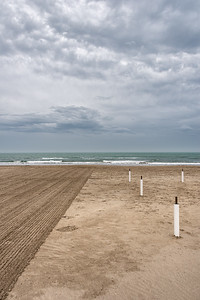 Adriatic Geometries - Milano Marittima, Cervia, Ravenna, Italy - April 26, 2019