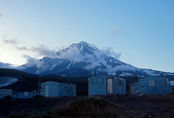 Avachinsky Volcano Base Camp - Kamchatka, Russian Federation - Summer 1993