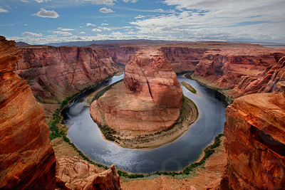 Horseshoe Canyon 001 | Wall Art Resource