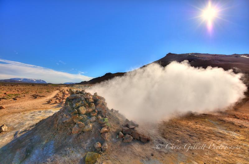 Volcanic Steam