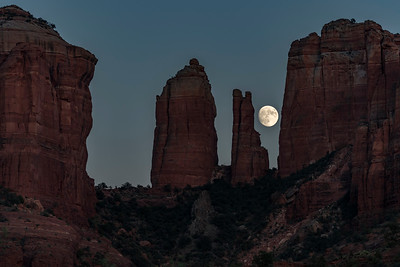 """Catherdral Moon"""