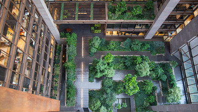 Ford Foundation Building