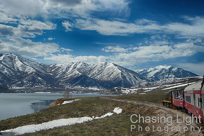 Heber Valley Train