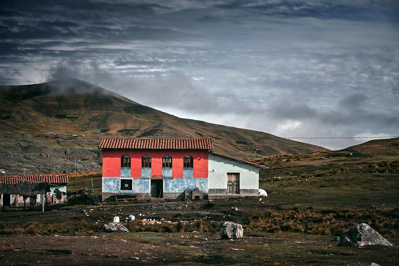 Andean Village