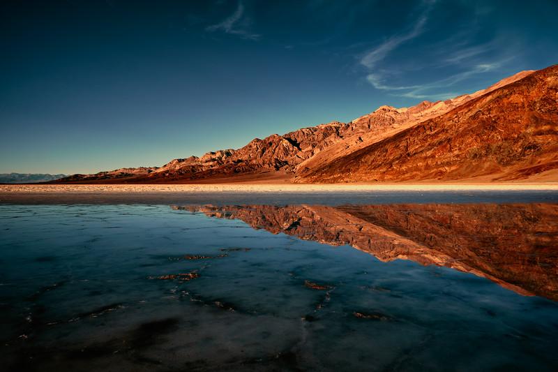 Reflections Of A Desert