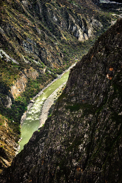 River In The Canyon