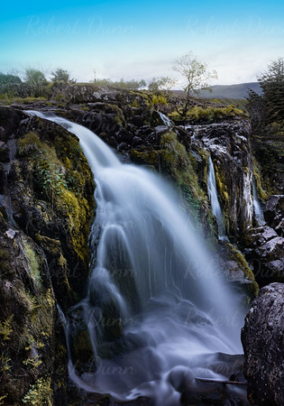 Fintry waterfall