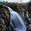 Fintry waterfall