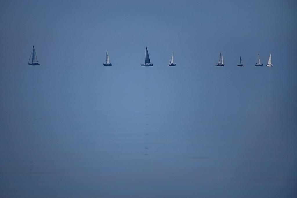 Sailboat Horizon