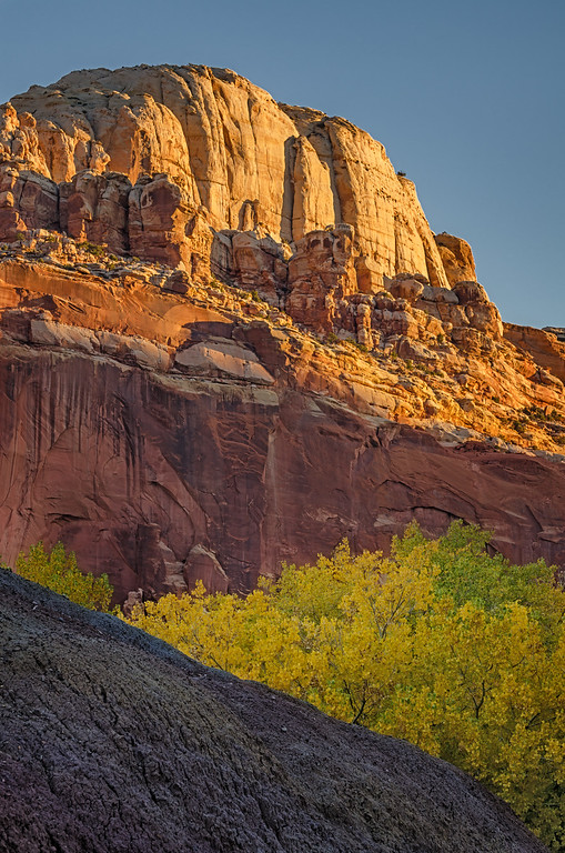 Capitol Reef in the Fall