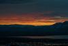 Fiery Sunset over Utah Lake