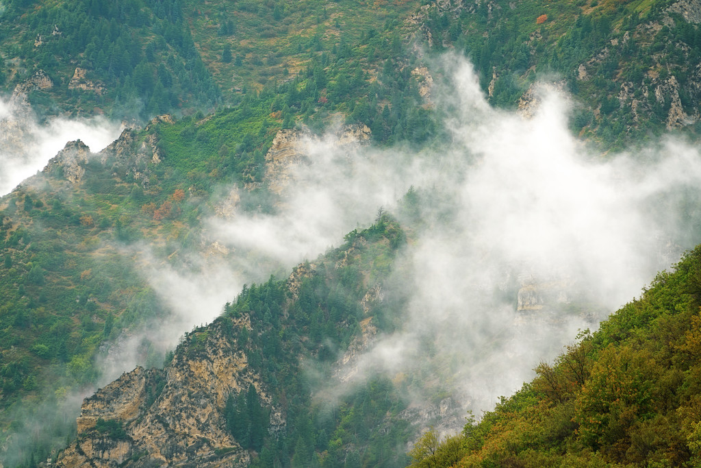 Misty Mountain Valleys 3