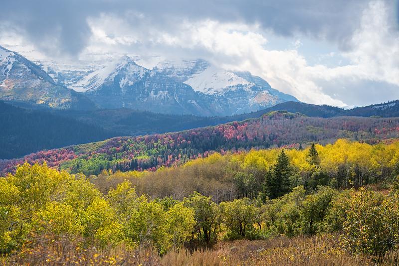 Mill Canyon Autumn Vista (edited)