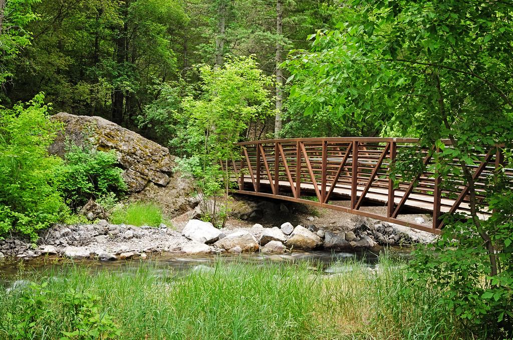 North Fork Bridge 3