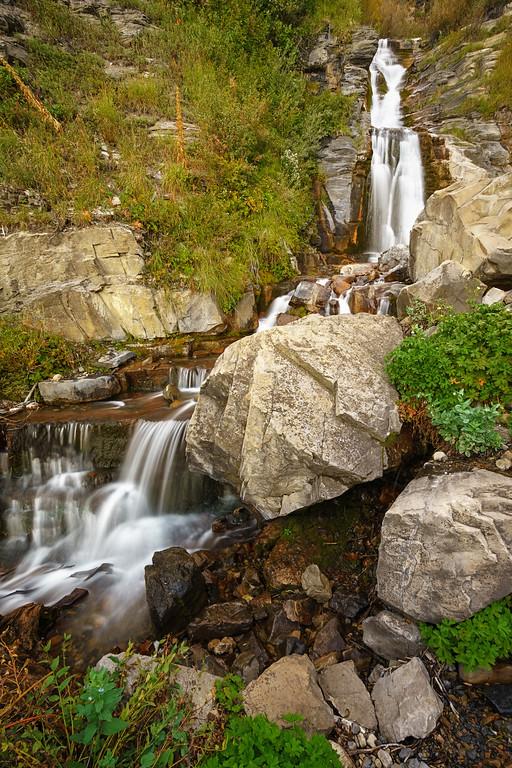 Timpanogos Falls 4