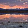Alkali Pond Reflection