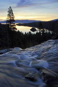 Eagle Falls & Emerald Bay Sunrise