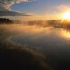Yellowstone River Sunrise