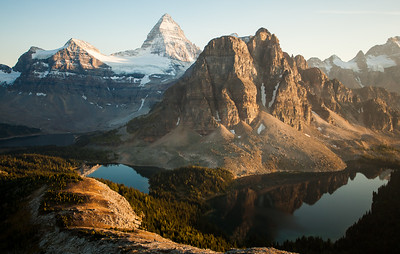 Mount Assiniboine, British Columbia