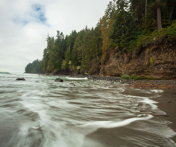 China Beach, Vancouver Island, British Columbia