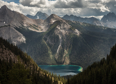 Marvel Lake, Banff National Park