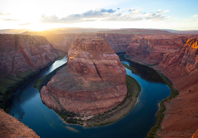 Horseshoe Bend, Page Arizona, USA