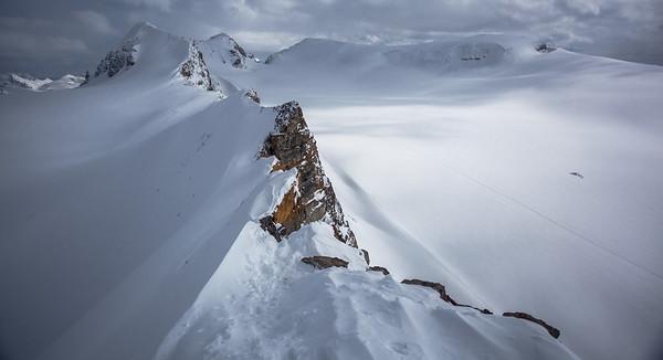 Mount Saint Nicholas, Banff Alberta