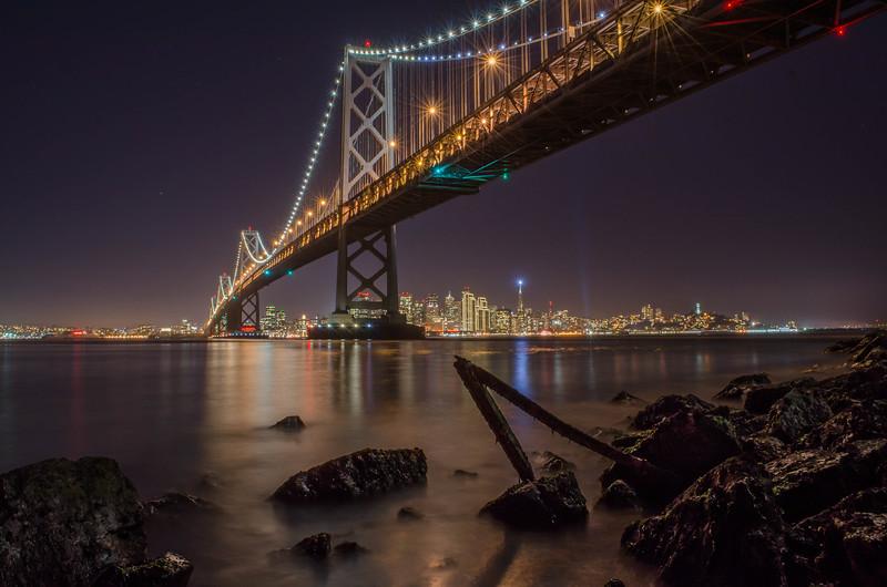 Under the Bay Bridge,