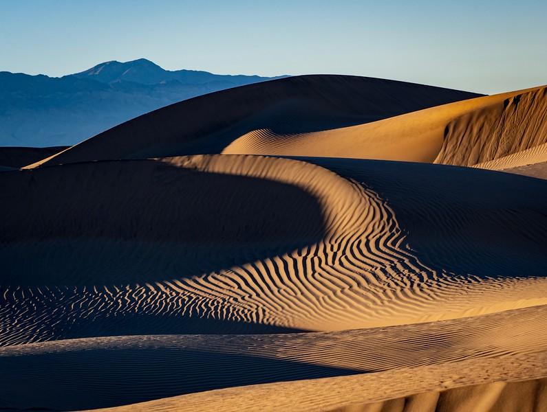 Staring at Sand