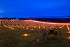Antietam Memorial Illumination