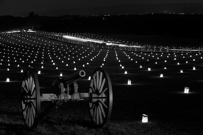 Memorial Illumination 2011