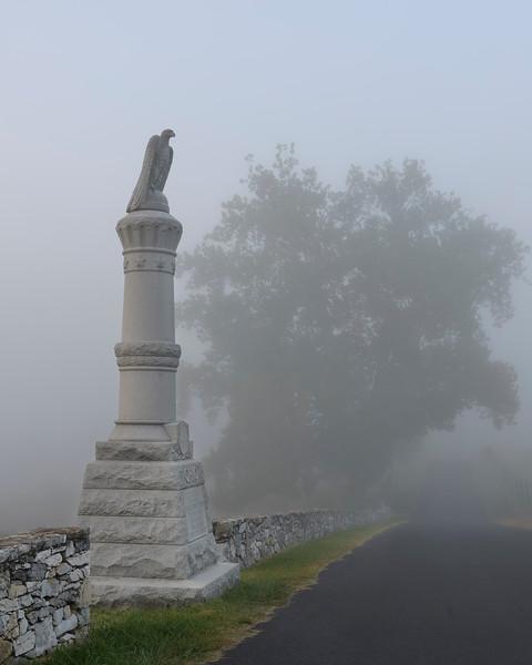Antietam National Battlefield 1/ 20s, at f/8 || E.Comp:-6 / 6 || 45mm || WB: AUTO 0. || ISO: 200 || Tone:  || Sharp:  || Camera: NIKON D700on: 2012:09:17 06:09:17