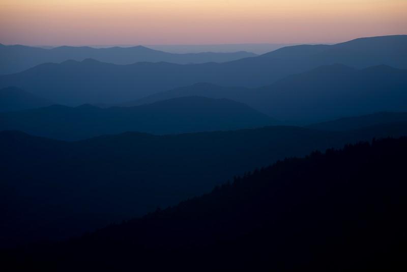 Twilight - Clingman's Dome