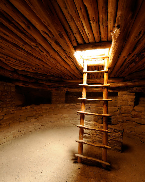 Spruce Tree House Kiva, Spruce Tree House