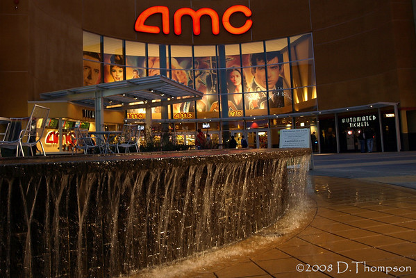 This is the new movie Theater in Kent Station.