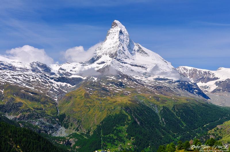 Matterhorn from Blauherd