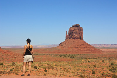 Monument Valley - East Mitten Butte & Fan (USA)