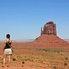 Monument Valley - East Mitten Butte & Fan (USA)