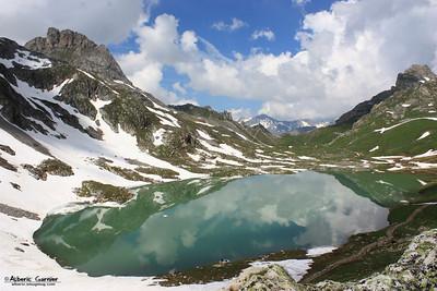 Lac Rond, Savoie, France
