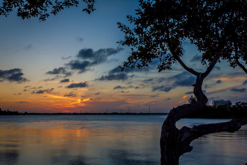 Hawks Cay Resort Sunset