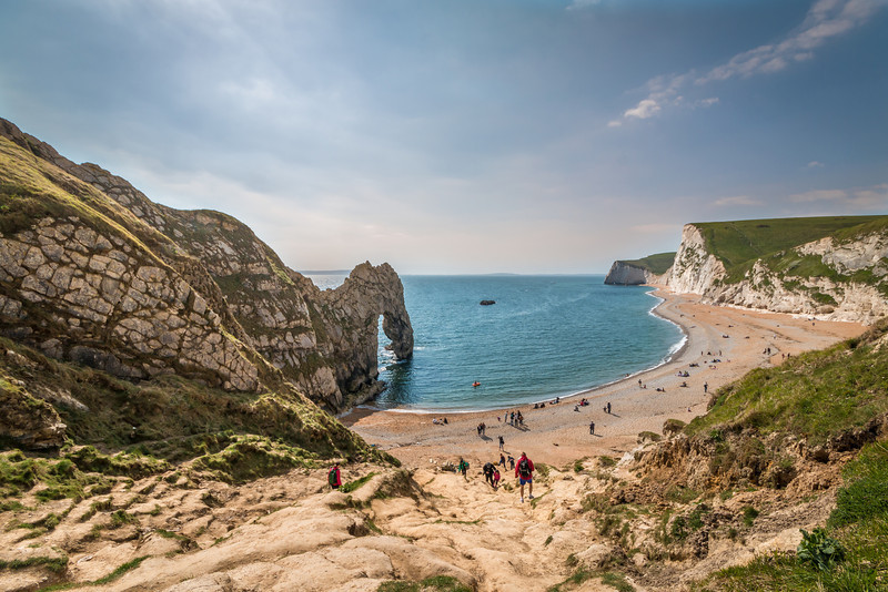 Durdle Door, Jurrasic Coast UK