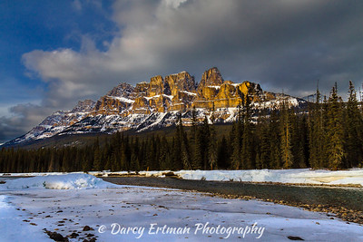 Castle Mountain IV