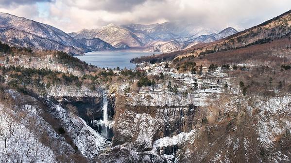 Freezing Nikko   Japan