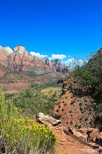Watchman Trail, Zion NP, Utah