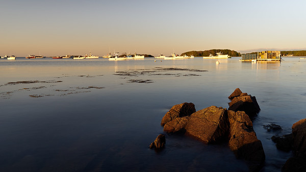 Sunrise at Cape Porpoise