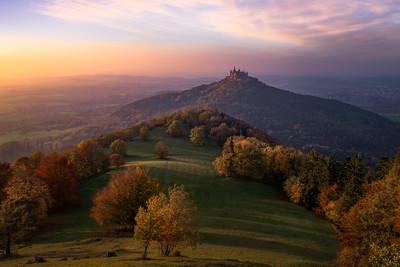 Hohenzollern Autumn