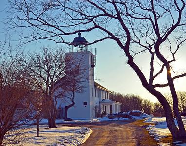 Sunset at Horton Lighthouse